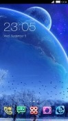 Planets CLauncher Android Mobile Phone Theme