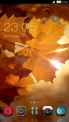 Download Free Autumn CLauncher Mobile Phone Themes