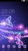 Butterfly CLauncher Nokia 6.1 Theme