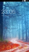 Forest CLauncher Samsung Galaxy A20e Theme