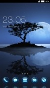 Night CLauncher Samsung Galaxy Xcover 4s Theme