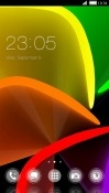 Colors CLauncher Lava X19 Theme