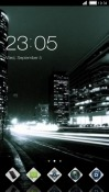 Night CLauncher Asus Zenfone Max (M1) ZB555KL Theme