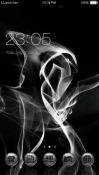 Smoky Grim CLauncher Android Mobile Phone Theme