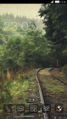 Railway Track CLauncher Realme 2 Theme