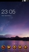 Nature CLauncher Asus Zenfone Max ZC550KL (2016) Theme