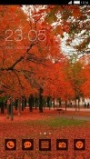 Autumn CLauncher LG G2 mini LTE Theme