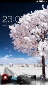 Winter CLauncher Alcatel 1x (2019) Theme