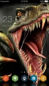 Dinosaur CLauncher Android Mobile Phone Theme
