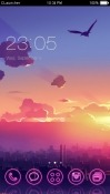 Sky CLauncher Alcatel Pop 4 Theme