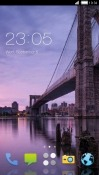 Bridge CLauncher RED Hydrogen One Theme