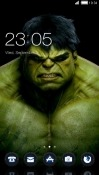 Hulk CLauncher RED Hydrogen One Theme