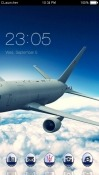 Flight CLauncher Alcatel 1x (2019) Theme