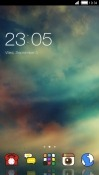 Sky CLauncher Samsung Galaxy Tab A 10.5 Theme