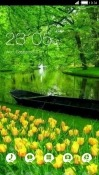 Lake CLauncher LG Q9 Theme