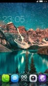 Lake CLauncher Motorola One Zoom Theme