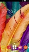 Feathers CLauncher Realme 2 Theme