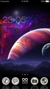 Planet CLauncher LG G Pad X 8.0 Theme