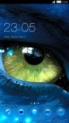 Eye CLauncher Nokia 8.1 Plus Theme