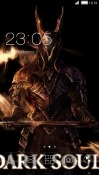 Dark Soul CLauncher Samsung Galaxy A8+ (2018) Theme