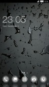 Water CLauncher Samsung Galaxy Note10+ Theme