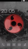 Sharingan CLauncher LG Optimus F6 Theme