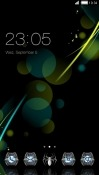 Abstract CLauncher Motorola Moto Z4 Theme