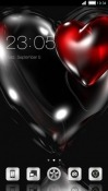 Hearts CLauncher LG Optimus F3Q Theme