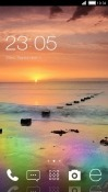 Beach CLauncher Sony Xperia 5 Theme