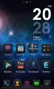 Andy Go Launcher Nokia 8.1 Plus Theme