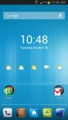BOX Apex Go Launcher Android Mobile Phone Theme