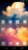 Glasklart Go Launcher Prestigio MultiPhone 4505 Duo Theme