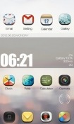 ZANYWAY Go Launcher Android Mobile Phone Theme