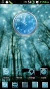 Dark Forest Go Launcher Prestigio MultiPhone 4500 Duo Theme