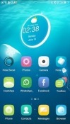 Jellyfish Hola Launcher Android Mobile Phone Theme