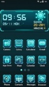 Future Tech Hola Launcher Android Mobile Phone Theme