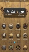 Steam Punk Hola Launcher Android Mobile Phone Theme
