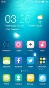 Chromatic Hola Launcher Android Mobile Phone Theme