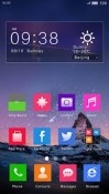 Flat Icon Hola Launcher Android Mobile Phone Theme