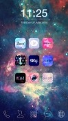 Shinyspace Dodol Launcher G'Five President G10 OctaCore Theme