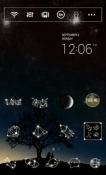 The Stars Voice Dodol Launcher Samsung Galaxy A10s Theme