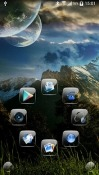 Glint Smart Launcher Cat S30 Theme