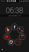 Blankon Smart Launcher Cat S30 Theme