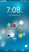 SL Smart Launcher Samsung Galaxy A11 Theme