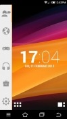 MIUI Smart Launcher Samsung Galaxy M01 Theme
