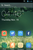 Wilderness Hola Launcher Android Mobile Phone Theme
