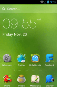 Dream Adventure Hola Launcher Android Mobile Phone Theme