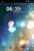 Download Free DNA Go Launcher Mobile Phone Themes
