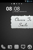 Download Free Smile Go Launcher Mobile Phone Themes