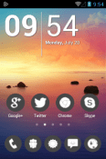 Rahisi Pack Motorola One Vision Theme